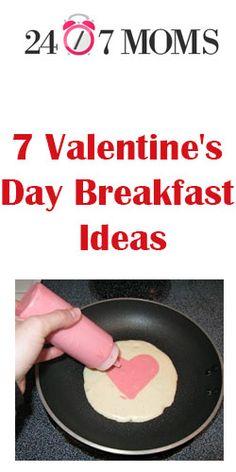 7 Valentine's Day Breakfast Ideas