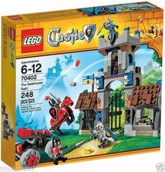 LEGO Castle 70402 The Gatehouse Raid NEW Factory Sealed