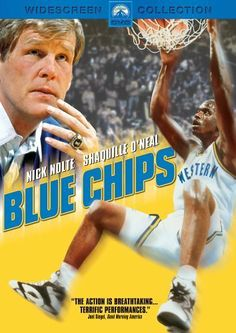 Blue Chips (1994) Parts of this movie was filmed in Indiana  French Lick and Frankfort