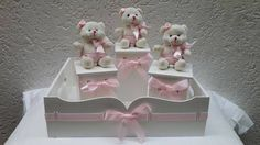 Image result for kit higiene bebe rosa e cinza