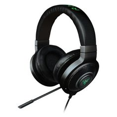 Original Razer Kraken Pro Gaming Headset Game Headphone Computer Earphone Noise Isolating Earbuds With Mic+BOX For DOTA2 CF LOL