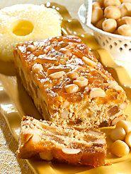Macadamia nut fruit cake recipe