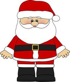 imagenes de navidad christmas santa santa clip art clip art navidad ...