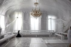 Setting by Penique Productions for Maison Martin Margiela SS13