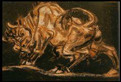 "Lee Joong Sop, ""The Bull,"" 1953"