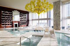 14 Insane Luxury Spas Calling Your Name via @mydomaine: The Spa at the Viceroy Miami, Miami, Florida
