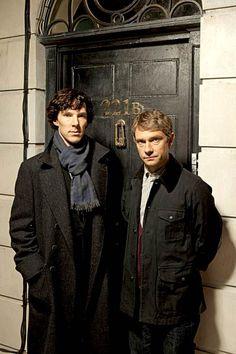 Sherlock (BBC series)  This was a great adaptation.