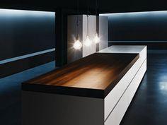 Sliding Kitchen Counter Design: By Minimal. i sooooo love this