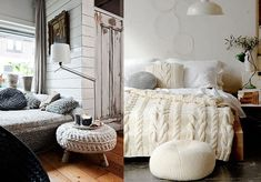 Pletené deky Girls Bedroom, Bedroom Ideas, Winter Time, Arts And Crafts, Farmhouse, French, Blanket, French People, Girl Bedrooms