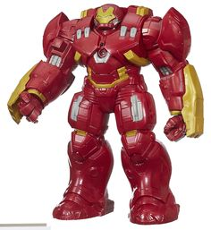 Marvel Avengers Titan Hero Tech Interactive Hulk Buster 12 Inch Figure The Avengers face their worst enemy yet, but they've got a secret weapon: Titan Hero Tech! This Interactive Hulk Buster figure has the massive stren. Marvel Avengers, Marvel Comics, Marvel Comic Books, Comic Book Heroes, Marvel Characters, Avengers Superheroes, Hulk Smash, Hulk Buster, Ball Jointed Dolls