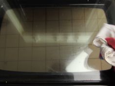 How To Remove U0026 Clean Oven Glass Doors   How To Clean Inside Oven Doors    How To Remove U0026 Clean Oven Glass Door   Pinterest   Clean Oven, Glass Doors  And ...