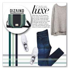 Custom DIZAIND bag by kellylynne68 on Polyvore featuring polyvore fashion style rag & bone Keds Anja clothing dizaind