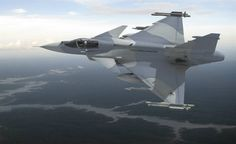 1st 2 Brazilian pilots to undergo training for Saab Gripen NG multirole fighter completed their 1st flight:50min training sortie conducted over Baltic Sea 19 November.Capt Gustavo de Oliveira Santos & Capt Ramon Pascotto Fórneas–former Northrop F-5 & Dassault Mirage 2000 pilots–of Brazilian air force been training in Sweden at Satenas air base,where all Gripen training takes place.Flew Gripen D & accompanied by Swedish air force pilots.After take-off,ascent made to 35,000ft in 1.5min.