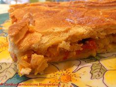 Con María en su cocina: Empanada gallega III/III (Montaje de la empanada y...