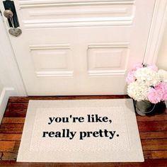 pick-me-up mat