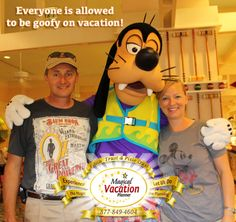 We know you all love to be goofy! Tell us something silly you've done while on vacation, whether it was intentional or not?! Ha!