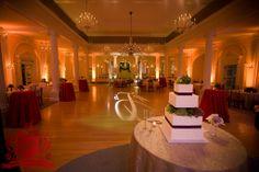 Homestead wedding hot springs pool table virginia destination 012