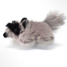 Guaxinim Play-n-Squeak - Pratic Pets