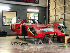 Mclaren replica with a lot of work to go. Custom Headlights, Bad Boys, Racing, Nice, Car, Vehicles, Running, Automobile, Auto Racing