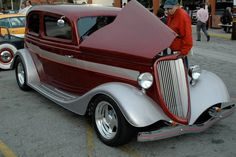 Friday Night Car show @ Bob's Big Boy Burbank, CA ~ miss that place!