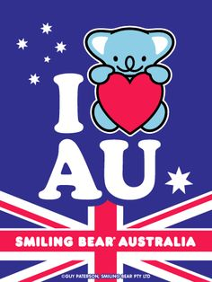 I Heart Australia! If I ever left the USA    Australia would be my home. One day I will get back there!