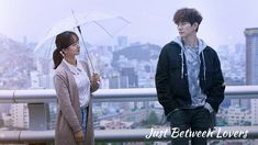 JUST BETWEEN LOVERS: Junho, Won Jin Ah e Lee Ki Woo
