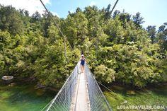 Abel Tasman, trekking por las mejores playas de Nueva Zelanda