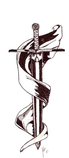 sword tattoo - Google Search
