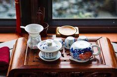 Gaiwan tasse de thé Sugar Bowl, Bowl Set, Tableware, Tea Ceremony, Cup Of Tea, Chocolates, Dinnerware, Dishes, Serveware