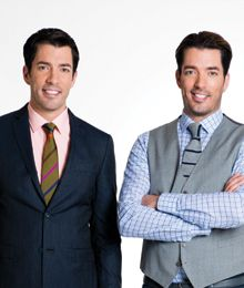 property drew and jonathan scott give us the lowdown on home renovating - How Tall Is Jonathan Scott