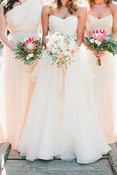 wedding dress idea; onelove photography