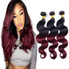 "Babe Hair Brazilian Hair 3 Bundles Ombre 24"" 24"" 26"" Inch... https://www.amazon.com/dp/B01L2FUHBI/ref=cm_sw_r_pi_dp_x_pY51xbDEHD2KP"