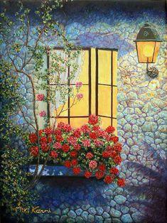 Miki karni !!!!@@@@¡¡¡¡¡.....http://www.pinterest.com/saffronsunnysky/balcony-in-every-picture/