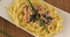 """Résultat de recherche d'images pour """"recette pate au saumon"""""""