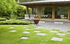 Chiltern Japanese-inspired garden by Acres Wild, UK