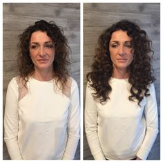 Raleigh Hair Extensions - Curly Hair