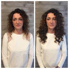 Raleigh Hair Extensions - Curly Hair