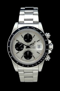 Silver and white gold watches are commonly worn by the Ink Mob and are generally associated with criminal activity.