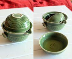 my new modern #gaiwan for #tea #tasting