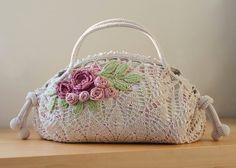 Outstanding Crochet: Crochet bag. Gorgeousness