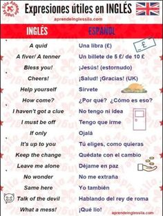 "MyHOSTpitality on Twitter: ""@InglesSila nunca falla y nos deja unas expresiones útiles en inglés https://t.co/i0i66hMpic"""