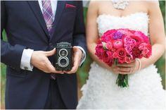 Bouquet de noiva rosa, rosinha e rosão | Blog da Sofia