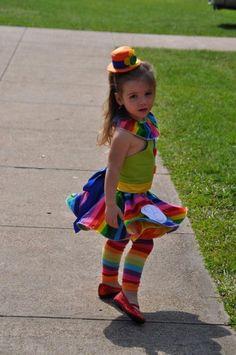 cute girl clowns - Google Search