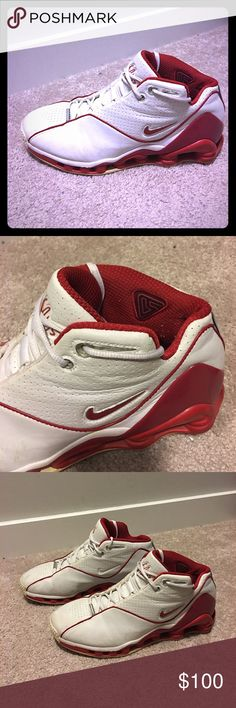 Nike Shox VC2 Nike Shox VC2 Basketball Shoes Nike Shoes Athletic Shoes