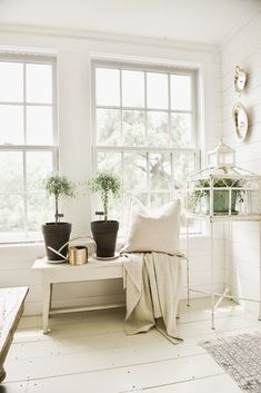 Diy farmhouse bench & haven 2018 home: decorating