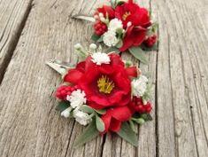 Simira - Čelenka do vlasů Schedir - berenike flowers Floral, Flowers, Jewelry, Florals, Jewlery, Jewels, Jewerly, Jewelery, Royal Icing Flowers