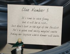 Hogwarts School Of Witchcraft and Wizardry | Clue5