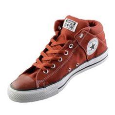 04428d59 Tenis Bota Converse Mod. 144703C Terracota #converse #zapatos #tenis # calzado #el #caballero #hombre #moda #estilo
