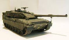 C 1 Ariete Main Battle Tank (Italy)