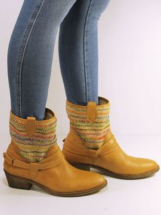 Vegan Vegetarian Non-Leather Womens colourful woven boots, 36 out of stock